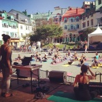 Inversion Workshop with Jennifer Maagendans at Wanderlust Tremblant